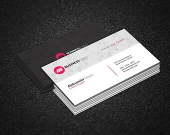 Business Card Outstanding
