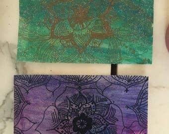 Day and Night Mandala Set