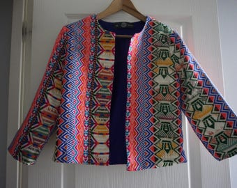 Bohemian ethnic jackets MADE IN FRANCE