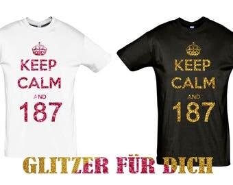 100% saying glitter shirt gift sayings tshirt glitter 187 police code