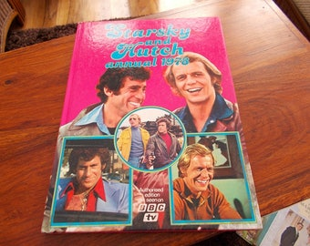 hb Starsky and Hutch Annual 1978