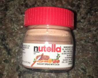 mini nutella flow slime