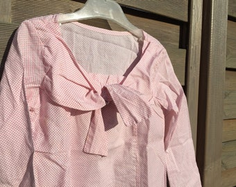 Shirt 5-6 years old girl unique creation