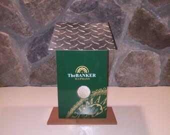 Cigar Box Birdhouse