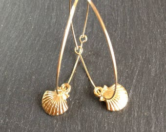 roudoudou shell hoops