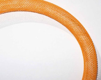 1 m 8mm orange ACFI52 mesh Tube