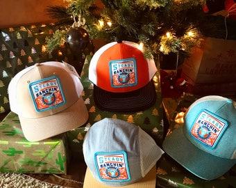 Steady Ranchin' hats
