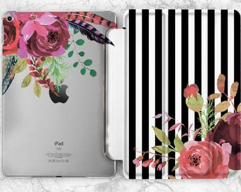iPad case 12 9 iPad case black iPad case white iPad Air 2 case iPad case flower iPad Pro 9 7 iPad cover iPad case 10 5 Mini iPad 4 case