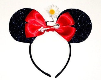 Mary Poppins Inspired Minnie Mouse Ears! A Spoon Full Of Sugar
