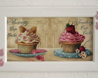 """""""Cup cake girly"""" kitchen table"""