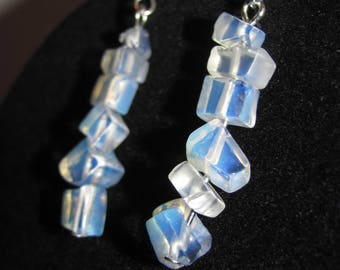 """Opalite"" earrings Rainbow"