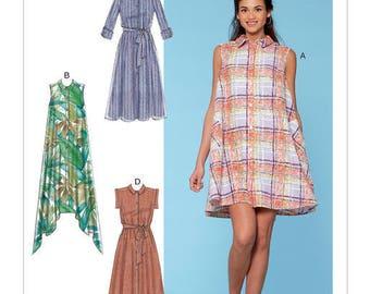 New summer 2017 Mc Call's M7565 sewing pattern