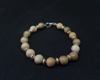 CAROLE Bohemian bracelet