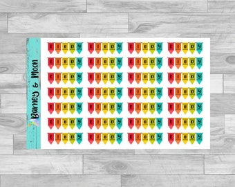 Kindy Planner Stickers