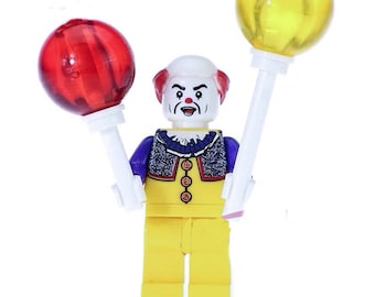 IT Pennywise Lego Inspired Demon Clown