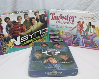 Boy Band Bundle!