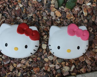 Hello kitty Cement/Concrete Stepping Stone