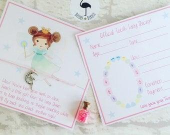 Tooth Fairy, Tooth Fairy Sets, Tooth Fairy Kits