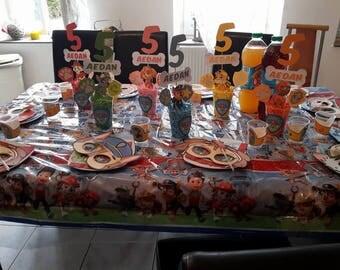 table decoration (pot) pat patrol