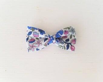 Barrette large bow tie Liberty Aloha Betsy B