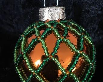 Christmas ball ornaments Christmas ornament beads