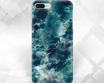 Blue Marble Case,Turquoise case,iPhone X case,iPhone 8 case,iPhone 8 Plus case,iPhone 7 case,iPhone 7 Plus case,iPhone 6 case,Samsung S7