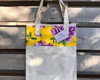 Cotton Tote Bag - LENA