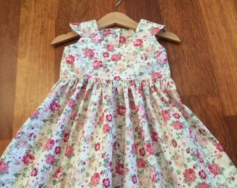 Girls' party dress