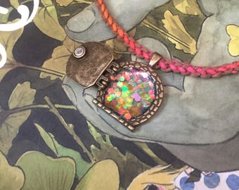 Out Of The Closet Pendant