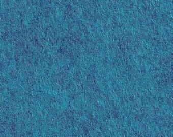 felt Cinnamon Patch 30cmx45cm 098 tropical blue