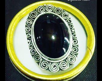 Silver Berber rings