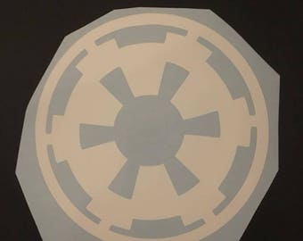 Star Wars - Galactic Empire vinyl decal