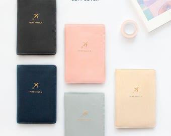 Anti-Skimming Soft Cover (Passport Wallet) - NEW