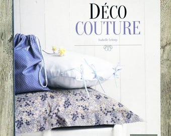 NEW - Book decor sewing - Editions Marie Claire
