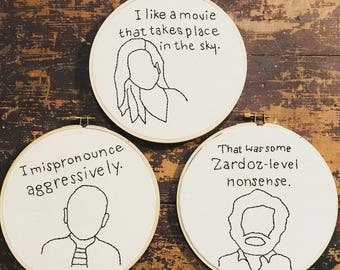 HDTGM Embroideries