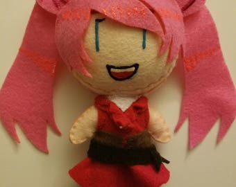 Custom Plush doll