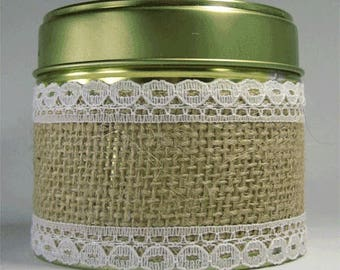 Sunset Casablanca Woodenwick Scented Candle