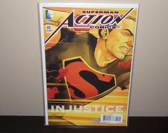 Action Comics Superman  #45   DC Comics
