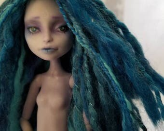 OOAK Customized Monster High Doll (Twyla)
