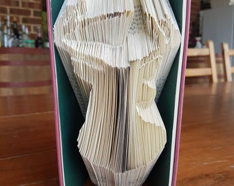 Book Folding 'Stag Head'