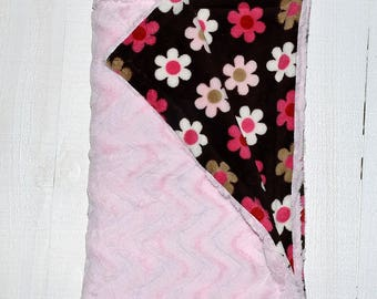 Stroller/Car Seat mini blanket