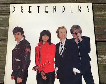 Pretenders Debut Album: Pretenders