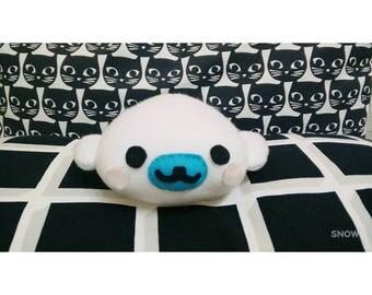 Stuffed Seal (Mamegoma)