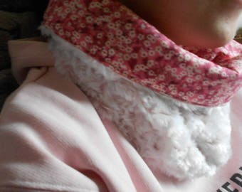 Snood or neck for girl
