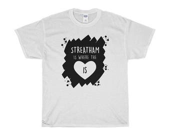 Streatham Is Where The Heart Is T-Shirts/Sweaters/Hoodies