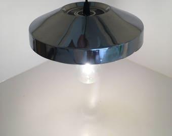 60's-70's Opel Hubcap Lamp