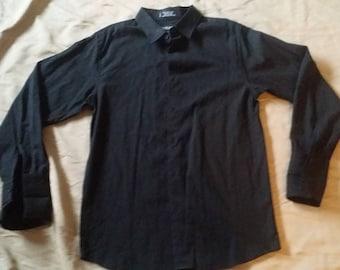 Van Heusen mens long sleeve shirt
