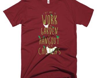Work Garden Short-Sleeve T-Shirt