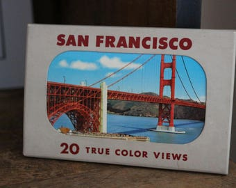 Vintage San Francisco Post Cards, set of 20