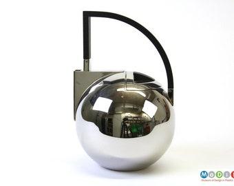 Nio Teapot By Oliver Hemming IO NIO Kettle Stainless Steel Rare Art Deco Design Classic NIO Teapot Oliver Hemming 1.5L